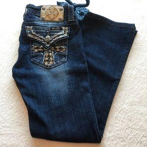Miss Me Jazzy Diamonds Jeans